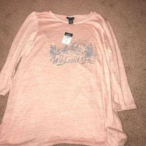 Rue21 Tops - Rue 21 long sleeve